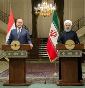 روحاني: العلاقات التجارية بين إيران والعراق ستصل الى 20 مليار دولار
