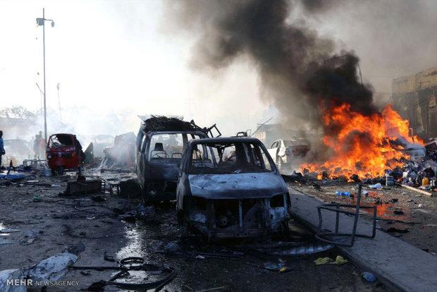 قتلى وجرحى في انفجار سيارة مفخخة في مقديشو