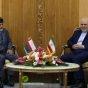 وزیر الخارجیة العمانی یصل الي طهران