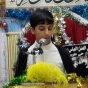 احتفال مولد الإمام الرضا عليه السلام في حي علوي