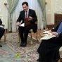 روحاني: لدينا الرغبة في تمتين الاواصر مع ايطاليا