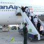 عودة اول بعثة من الحجاج الخوزستانيين،اليوم عبر مطارالاهواز الدولي
